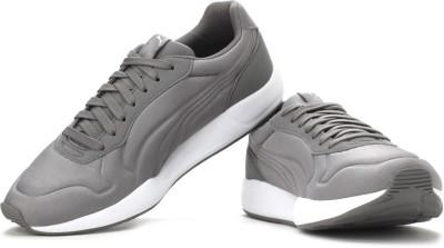 Puma ST Runner Plus Future Sneakers For Men(Grey) at flipkart