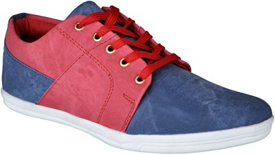 Bachini Casual Shoes For Men(Blue)  available at flipkart for Rs.999