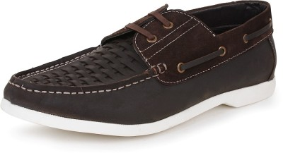 Tufli Casuals For Men(Brown)