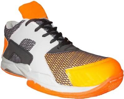 Port Labron Basketball Shoes For Men(Orange)