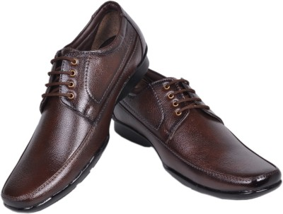 Enzo Cardini Lace Up(Brown)