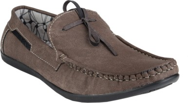 Prolific Bruck Boat Shoes For Men(Brown)