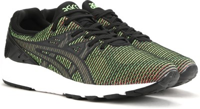 Asics TIGER GEL-KYN TRNR EV Sneakers(Black) at flipkart