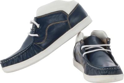 tZaro Casual Shoes For Men(Navy, White, Dark navy