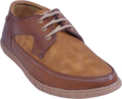 Adjoin Steps Smart Outdoors Shoes(Beige)