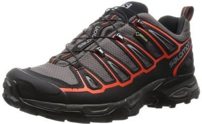 Salomon Hiking & Trekking Shoes(Black) at flipkart