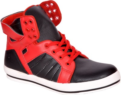 Flute Boots(Red)