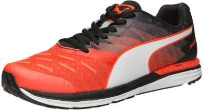 0be4b2b10c1d 10% OFF on Puma Speed 300 IGNITE Running Shoes For Men(Red) on Flipkart