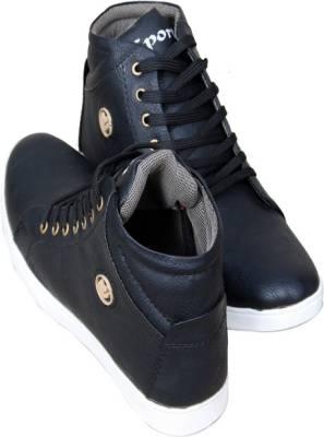 Sukun PDW_601_Black Sneakers
