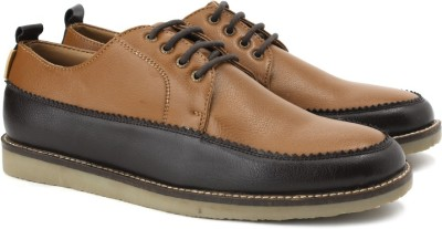 U.S. Polo Assn LUCAS Sneakers For Men(Tan) at flipkart