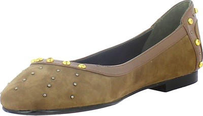 Saint G Women Leather Bellies(Beige) at flipkart