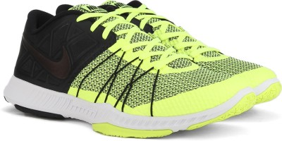 Nike ZOOM TRAIN INCREDIBLY FAST Running Shoes For Men(Black) 1