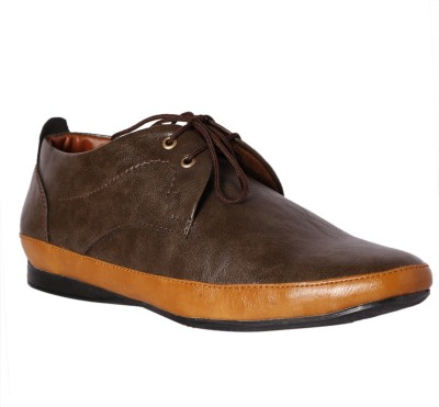 Richfield Rado Athena Brown Casual Shoes Brown Best Price In India