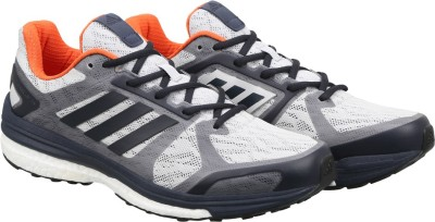 60% OFF on ADIDAS SUPERNOVA SEQUENCE 9 M Running Shoes For Men(Grey) on  Flipkart  9a5add09f