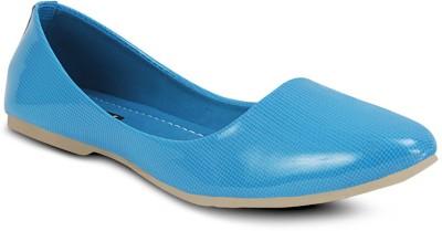 Get Glamr Designer Bellies(Blue) at flipkart