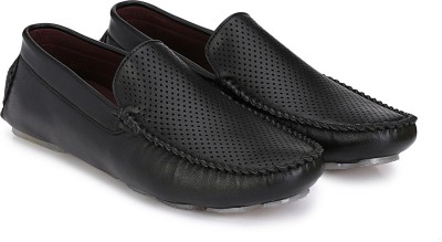 Fentacia Loafers For Men(Black)