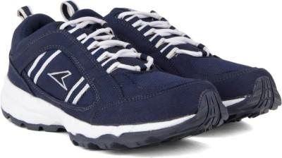 Power by Bata PW LINER Running Shoes For Men(Navy) at flipkart