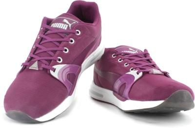 Puma XT S Matt & Shine Men Mid Ankle Sneaker(Purple, White) at flipkart