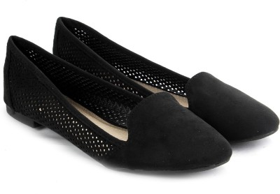 QUPID Loafers For Women(Black)