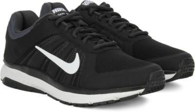 Nike DART 12 MSL Running Shoes For Men(White, Black) 1