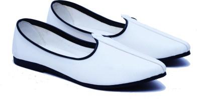 Manthan Faibula Jutis(White)