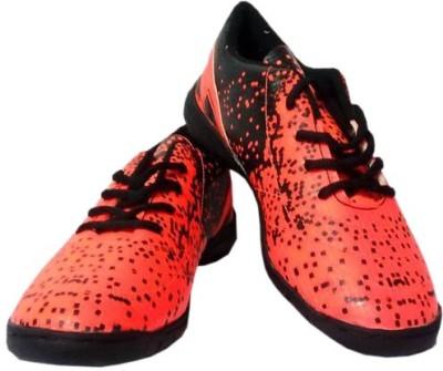 MAREX Goalie Indoor Football Shoes For Men Orange MAREX Sports Shoes