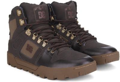 DC HIGH WR M BOOT Sneakers(Brown) at flipkart