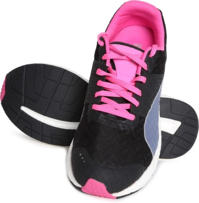 Puma NRGY Wn s Running Shoes For Women(Black) at flipkart