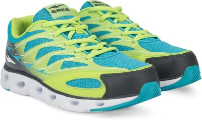 Erke Running Shoes(Blue) at flipkart