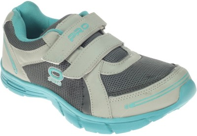 Khadim's Pro Training & Gym Shoes For Women(Grey)  available at flipkart for Rs.749