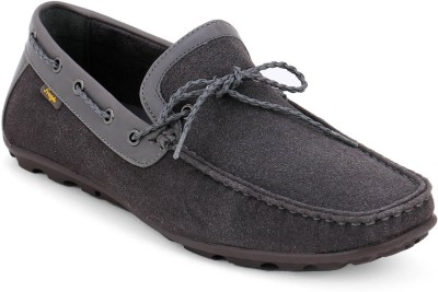 Froskie Boat Shoes For Men(Grey)