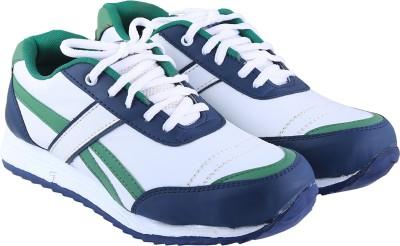 Go India Store Running Shoes(White) at flipkart