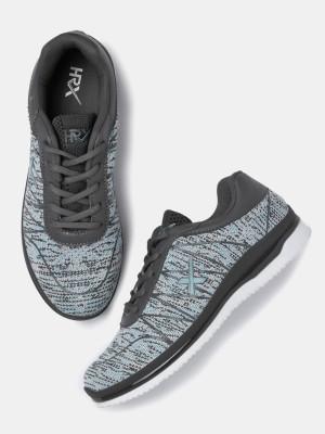 HRX by Hrithik Roshan Running Shoes For Women(Blue, Grey) at flipkart