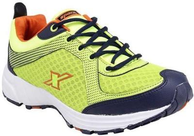 low priced 31c59 130b0 Sparx Running Shoes For Men(Green, Orange)