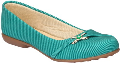 Party Girl G-13 Bellies(Blue) at flipkart