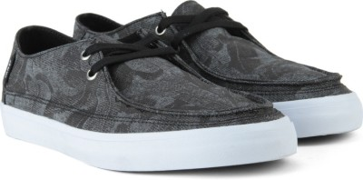Vans RATA VULC SF Men Sneakers For Men(Black, Grey) at flipkart