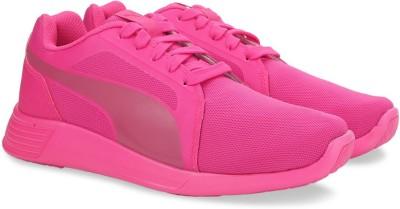 Puma ST Trainer Evo Sneakers(Pink, Purple) at flipkart