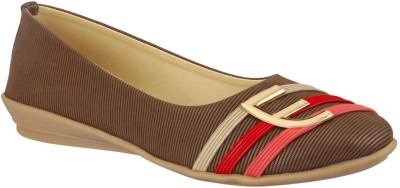 Party Girl Casual Bellies(Brown) at flipkart