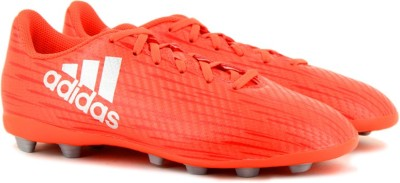 Adidas Boys & Girls Lace(Red)