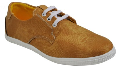 Adjoin Steps Durby-01 Casual Shoe(Brown)