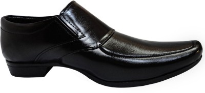 ACTIVA Best Slip On Shoes For Men(Black)