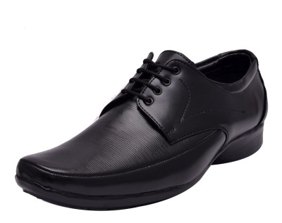 Sir Corbett More Lace Up For Men(Black) at flipkart