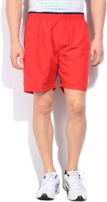 326f65597 80% OFF on Being Human Solid Men s Black Sports Shorts on Flipkart ...