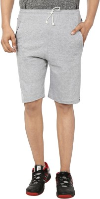 Grey Gumber Basic Men's Solid Shorts E9DeHYW2bI