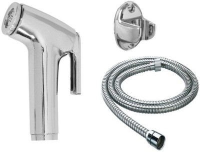 Jainuine Alfa Abs Health Faucet Shower Head at flipkart