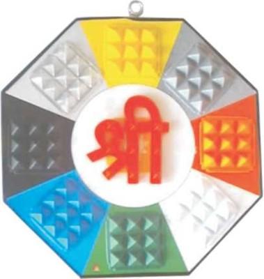 Acs Bagua - Navgrah showpiece  -  15 cm(Plastic, Multicolor)  available at flipkart for Rs.90