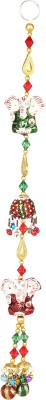 Rajrang Decorative Showpiece   43 cm Wood, Multicolor