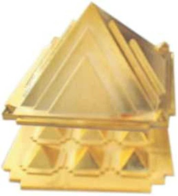 Acs showpiece  -  8 cm(Plastic, Yellow)  available at flipkart for Rs.70