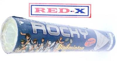 RED-X ROCKEY Plastic Shuttle  - Multicolor(Medium, 77, Pack of 1)