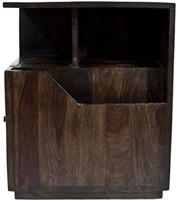 Shop Sting Sting32 Solid Wood Side Table(Finish Color - Lacquer Finish)